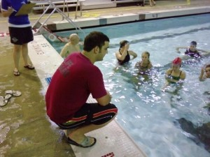 Lifeguarding is one of the stand-alone classes offered at Halifax First Aid.
