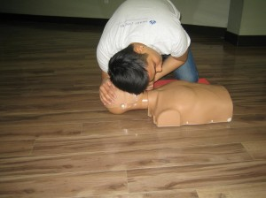 Canadian First Aid Courses in Mississauga