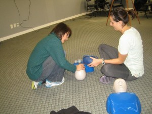 Canadian First Aid Courses in Halifax