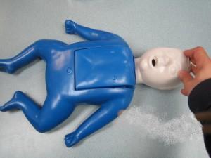 CPR Baby Manikin